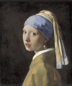 Girl with a Pearl Earring Vermeer