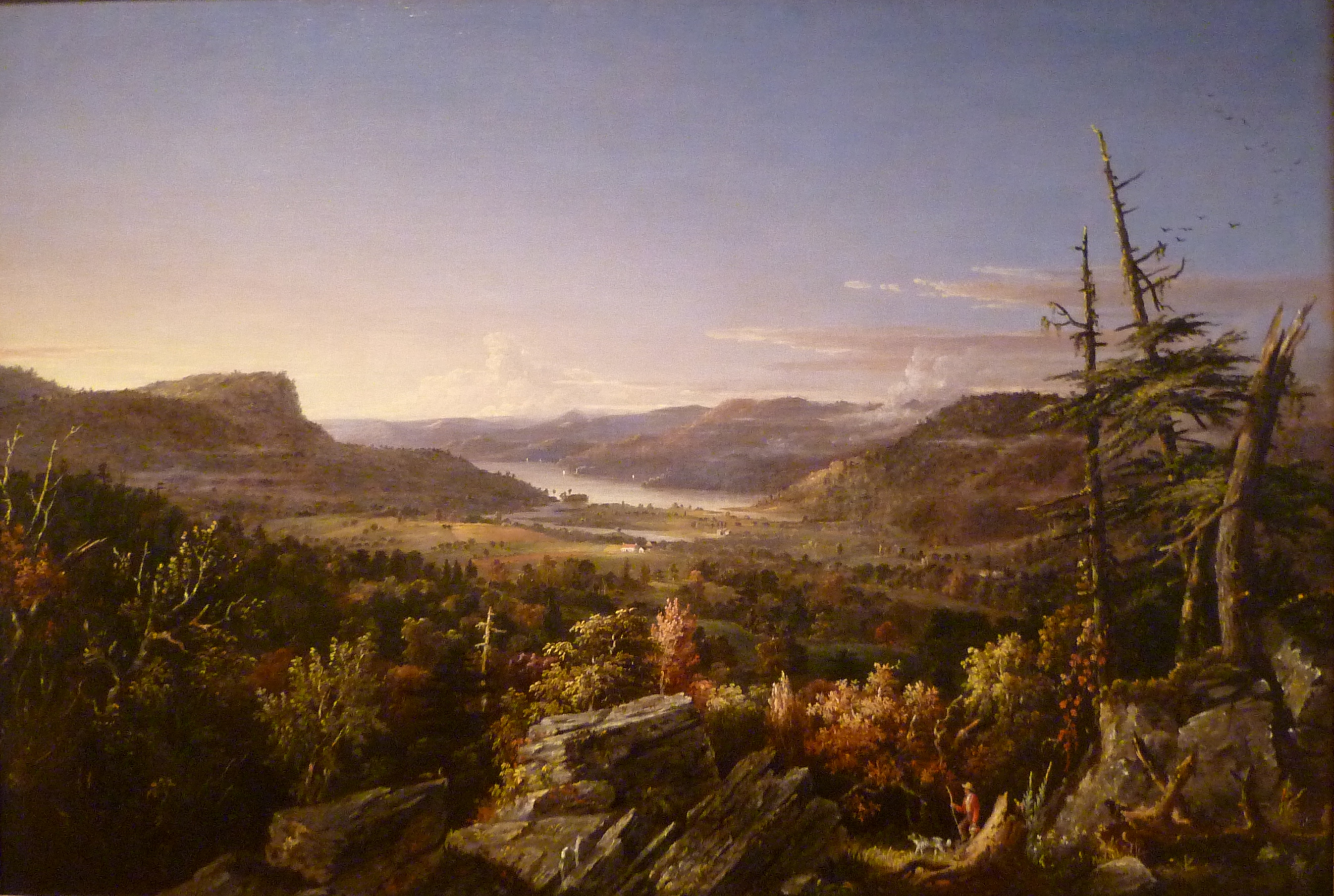 Thomas Cole on Native Americans In The United States