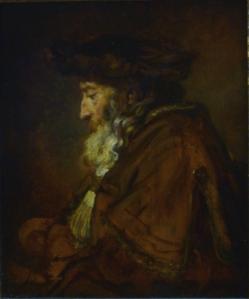 RembrandtAPortraitOfARabbi