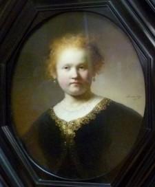 RembrandtPortraitOfAGirlWearingAGoldTrimmedCloakCropped